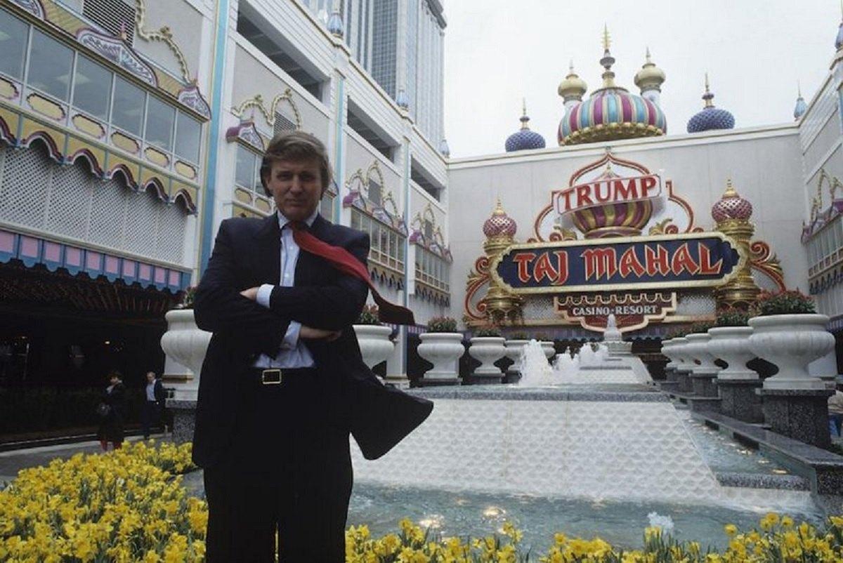 Trump-Taj